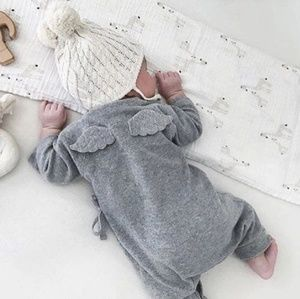 Other - Angel Baby Outfit White or Grey